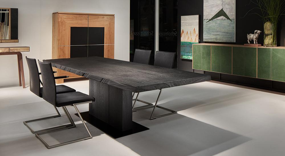 Scholtissek Tische mit starker Struktur