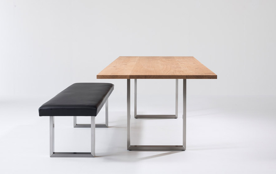 Scholtissek Tisch KOSMOS 10 · Bank KOSMOS