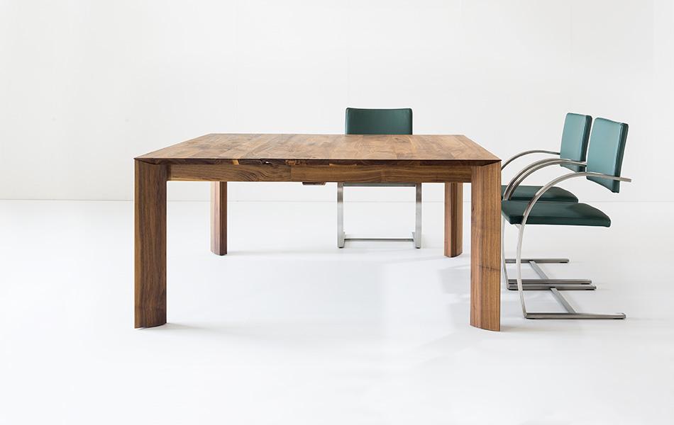 Scholtissek Tisch SR I mit Querauszug