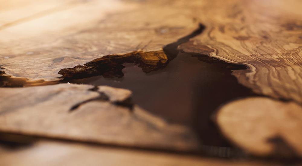 Scholtissek Tische mit Kunstharz