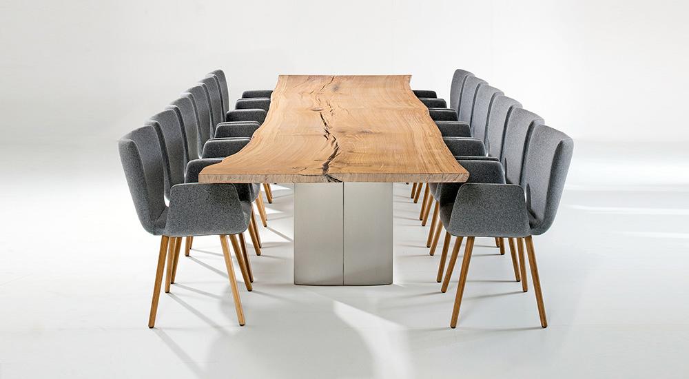 Scholtissek Tische mit Mono-Platte